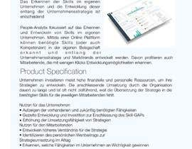 #22 for Design a Product Brochure/Factsheet by MindMirrorArt