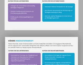 #15 for Design a Product Brochure/Factsheet by grshojol