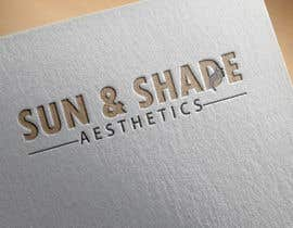 #99 for Design a Logo for SUN & SHADE Aesthetics by citanowar