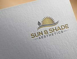 #8 for Design a Logo for SUN & SHADE Aesthetics by Rocket02