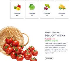 #60 for I need a website template design by razibdesign01