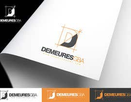 #32 for LOGO DEMEURES GBA by MariaDesigne