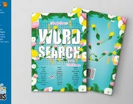 #48 for Book Cover for Word Search Book by jcamillie