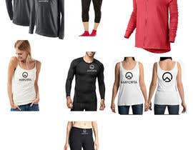 jibon50 tarafından Mockup collection for clothing company / sportswear için no 40