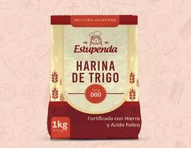 #17 for diseño de packaging Harina 000 by Wiwastefa