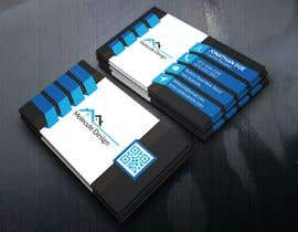 #46 para 2 sided Business Card Layout & Logo por dipto577