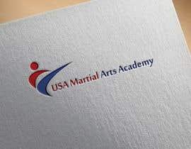 nº 4 pour karate logo par konika1024