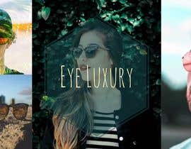 #25 for Create a logo for new sunglasses website Eye Luxury by AivaP