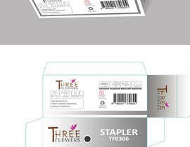 #20 for desktop stapler machine packaging box by ubaid92
