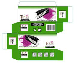 #18 for desktop stapler machine packaging box by shoaibnoman