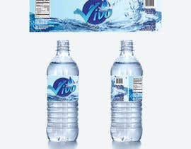 #35 for Creative Water bottle label design by pixelmanager