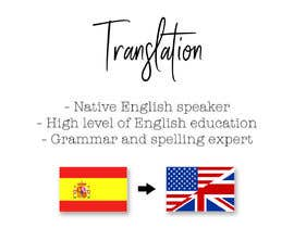 #5 for Translation from Spanish to English by jamesmahoney98