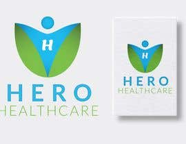 #74 for I need logo design for home health business called Hero Healthcare. by elkmare