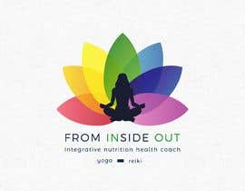 "#37 για I am starting a health coaching business with the slogan ""From Inside Out"".  I offer a holistic approach to health and realizing your health goals.  Market is the whole family. Other services private/group yoga classes and reiki healing services. από derdelic"