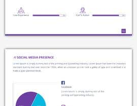 """#12 for Design a Brochure- """"Purple Dot Report"""" by anantomamun90"""