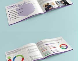 """#16 for Design a Brochure- """"Purple Dot Report"""" by mdtafsirkhan75"""