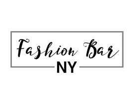 #287 for Logo for Fashion Bar NY by clushy