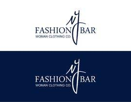 #253 for Logo for Fashion Bar NY by nasirali339