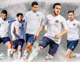 nº 20 pour EASY & SIMPLE:  one football image / banner / poster par youshohag799