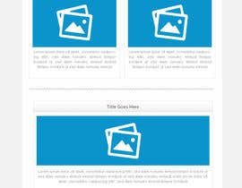 chancalkmr tarafından Modern Email Marketing Template Design için no 8