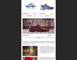dipankarmaikap77 tarafından Modern Email Marketing Template Design için no 3