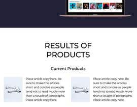 maxpetrov1 tarafından Modern Email Marketing Template Design için no 7