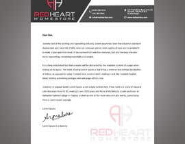 #54 for I NEED A LETTER HEAD DESIGN FOR OUR BUSINESS by CyberNetyc