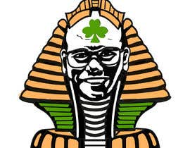 #21 for Urgent Need a logo with a combination of Paul and the Sphinx, please include a small shamrock and green in design. by johndelight31