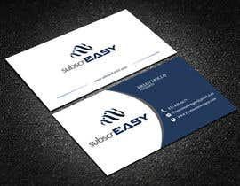 #158 for Design some Business Cards for subscreasy.com by Beautifuldesigne