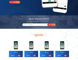 #12 for small website for cellphones / purchase products -- 2 by hsashankar