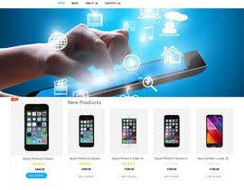 #9 for small website for cellphones / purchase products -- 2 by santoshsinh