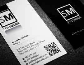 #91 untuk Stationery Design for STYLEMODE, a online clothing and accessories retailer oleh Brandwar