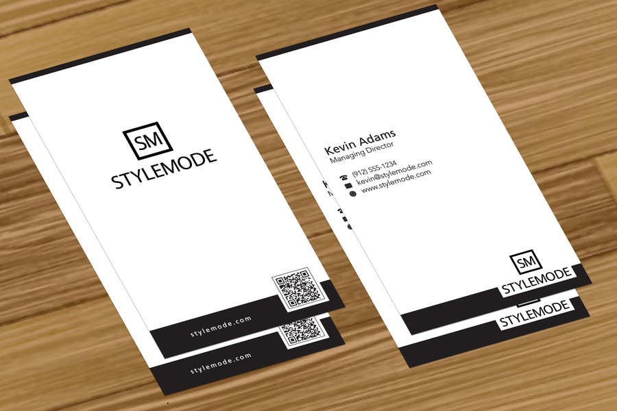 #51 for Stationery Design for STYLEMODE, a online clothing and accessories retailer by jobee