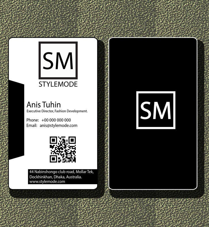 #71 for Stationery Design for STYLEMODE, a online clothing and accessories retailer by anistuhin