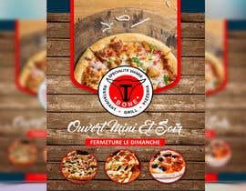 Nro 26 kilpailuun Concevez un flyer de restaurant käyttäjältä sourabh1604ph2