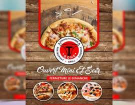 Nro 28 kilpailuun Concevez un flyer de restaurant käyttäjältä sourabh1604ph2