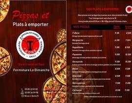 Nro 18 kilpailuun Concevez un flyer de restaurant käyttäjältä mustjabf