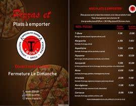 Nro 25 kilpailuun Concevez un flyer de restaurant käyttäjältä mustjabf