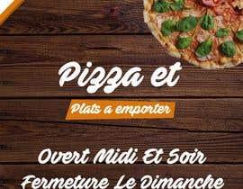 Nro 1 kilpailuun Concevez un flyer de restaurant käyttäjältä Abdlkrimm