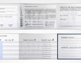 #2 for Create a nice looking mock up of a Medical ID by MdRahatIslam