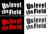 Graphic Design Конкурсная работа №381 для UNLEVEL THE FIELD - Re-Do Graphic for Sports Company