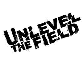 #256 pentru UNLEVEL THE FIELD - Re-Do Graphic for Sports Company de către dylan1230