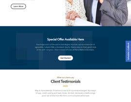 #21 for I need a website designed.  This is for a start up law firm  The site must be - warm and welcoming - functional  - user friendly - professional looking - minimalist/clean (as far as possible) by alphinnirmal