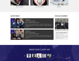 #3 for I need a website designed.  This is for a start up law firm  The site must be - warm and welcoming - functional  - user friendly - professional looking - minimalist/clean (as far as possible) by sherazi2592