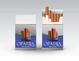 #7 for Cigarette box package by mdnayeem422