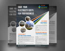 #48 for Design a Flyer for Renewable energy comapny by mdreyad1656