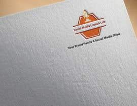 #6 for Create a COMIC BOOK TYPE FONT logo for the SocialMediaShowLab.com by shovonahmed2020