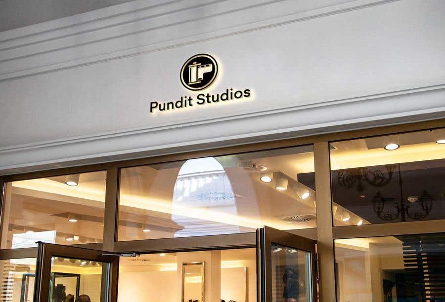 Proposition n°536 du concours Design a Logo for Pundit Studios