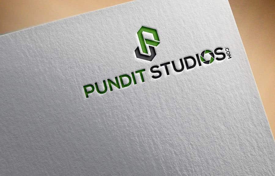 Proposition n°227 du concours Design a Logo for Pundit Studios