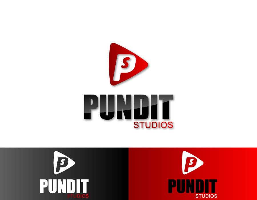 Proposition n°287 du concours Design a Logo for Pundit Studios